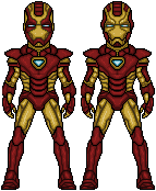 The Invincible Iron Man by DarkKnight257