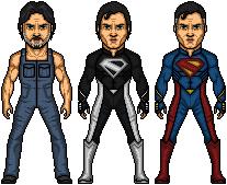 Superman (Omega) by DarkKnight257