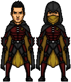 Robin (Damian Wayne) by DarkKnight257