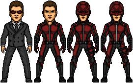 Daredevil (Matthew Murdock) by DarkKnight257