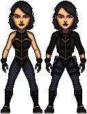 Black Canary II (Dinah Lance) by DarkKnight257