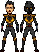 Wasp (Janet Pym) by DarkKnight257