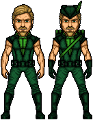 Green Arrow (Oliver Queen) by DarkKnight257