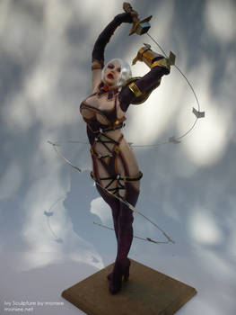 Soul Calibur Ivy Valentine 1