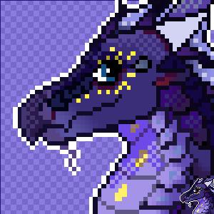 [C] - TwilightZone Pixel Icon by ArzinPhoenix