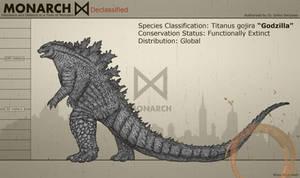 Titanus Gojira: Legendary Godzilla
