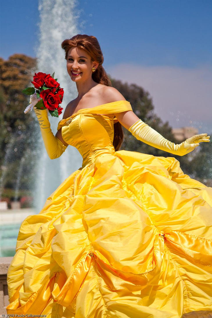 Disney Princess Belle 2 by BelleEtoile