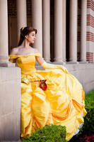 Disney Princess Belle 3 by BelleEtoile