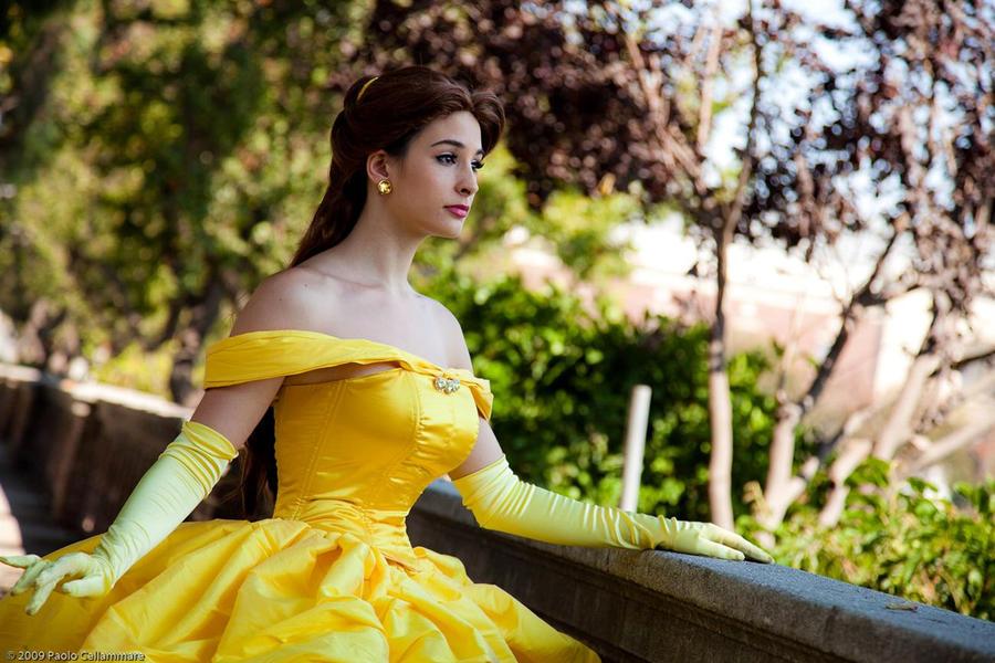 Disney Princess Belle 4 by BelleEtoile