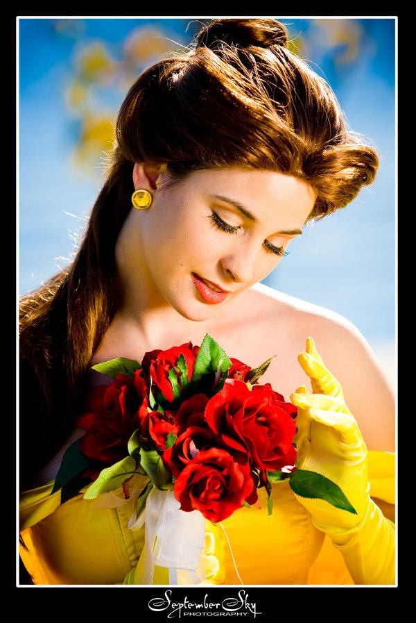 Disney Princess Belle 5 by BelleEtoile