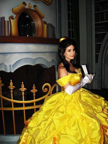 Disney Princess Belle 6 by BelleEtoile