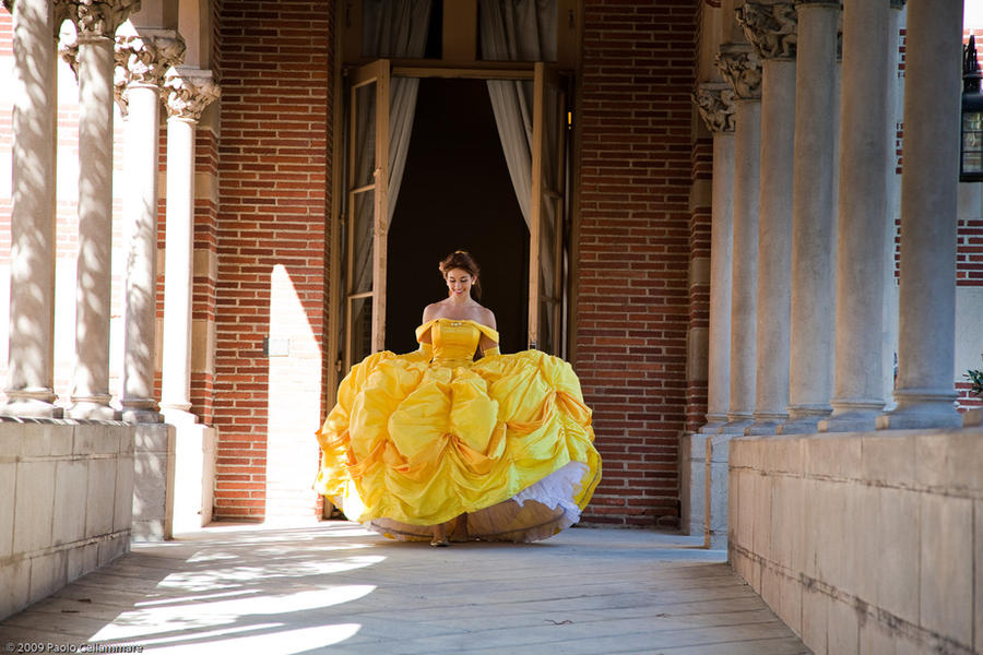Disney Princess Belle 7 by BelleEtoile