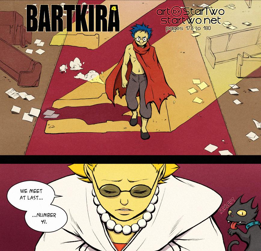 StarTwo's Bartkira pages