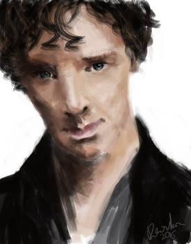 Sherlock sketch
