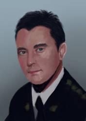 Dad's portreit