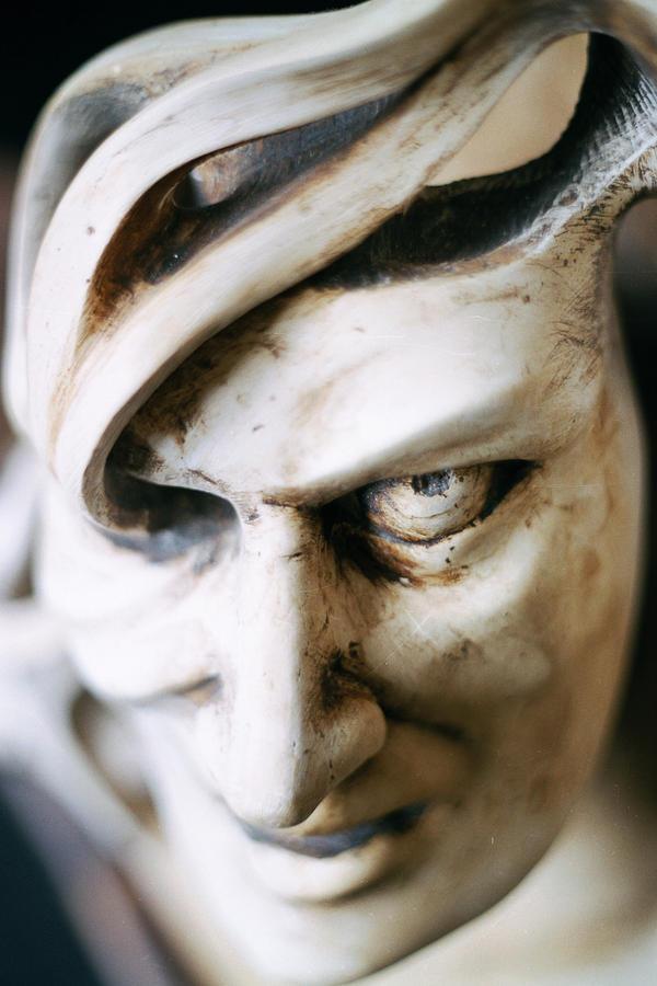 Face of Ikaros