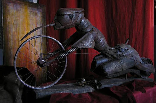 Motorbike No.666
