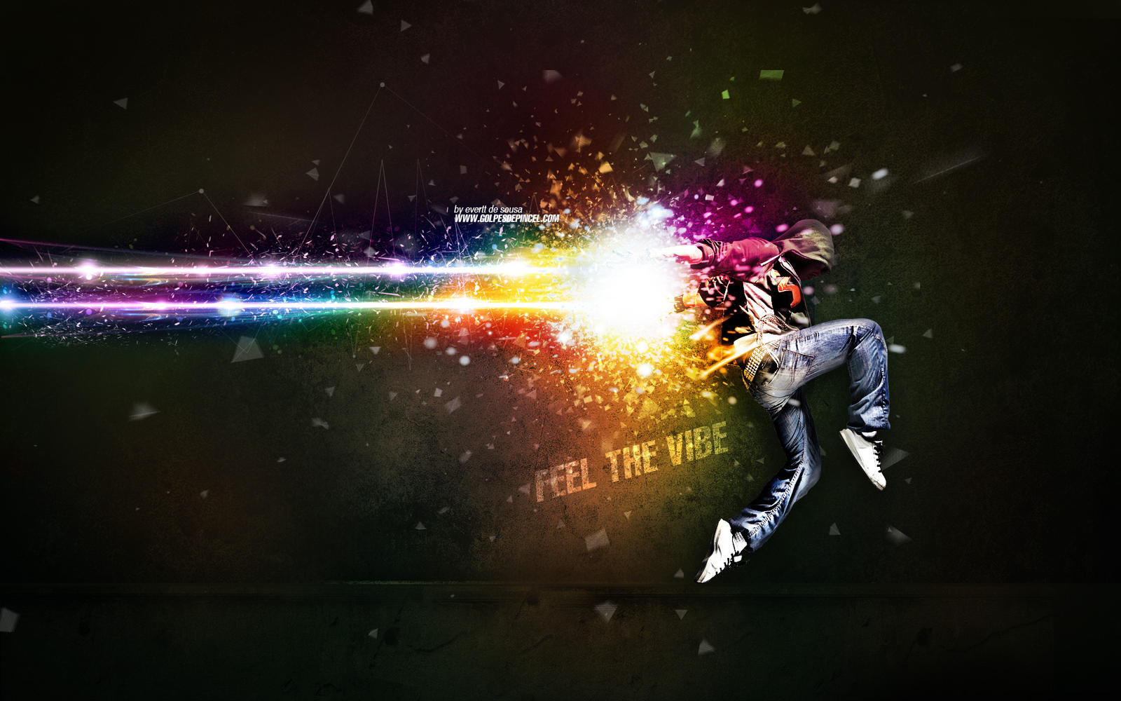 Feel The Vibe by TurokFreak