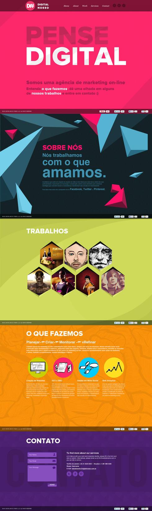 Digital Nosso by TurokFreak