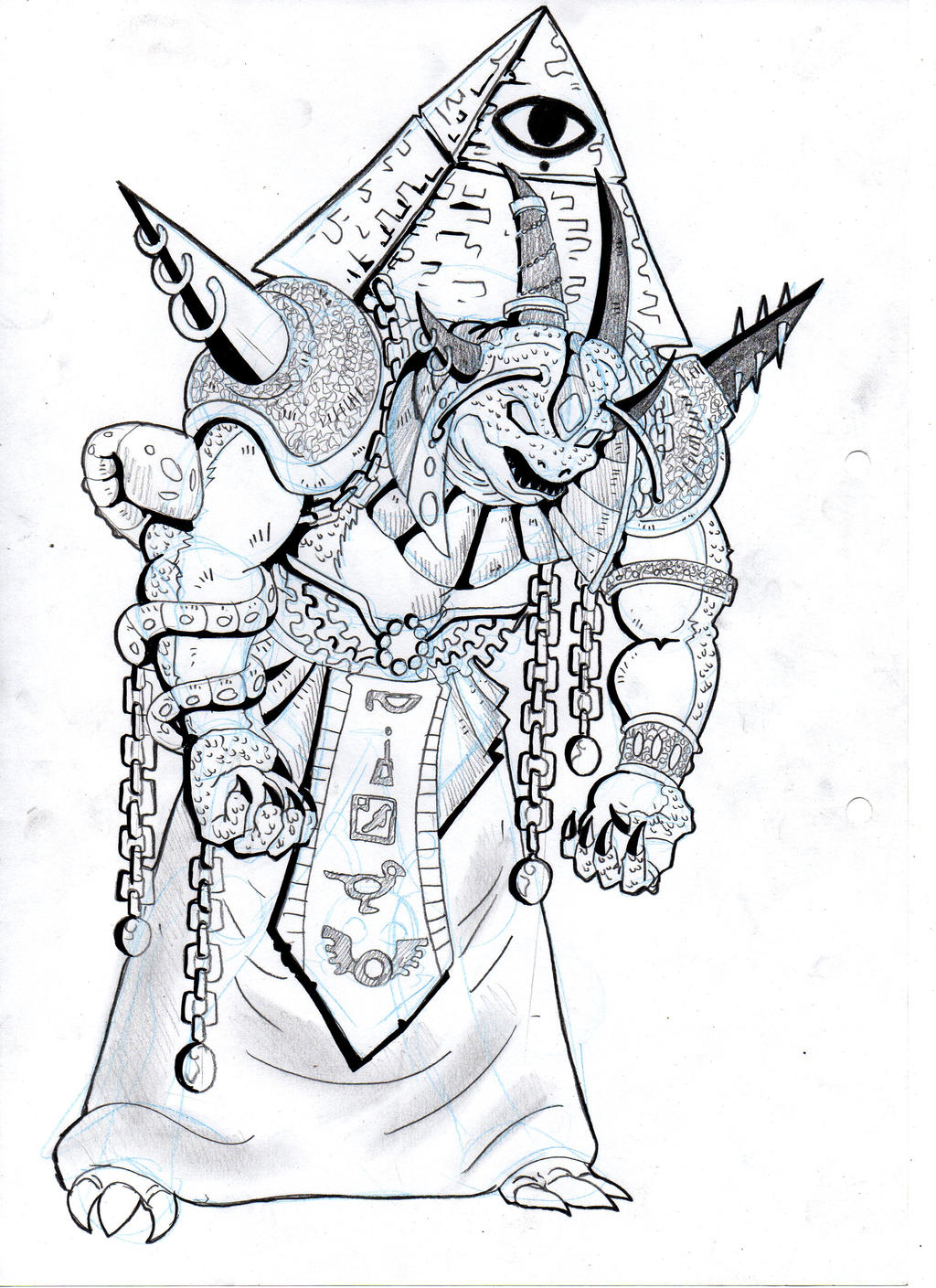 shahrazad tales dragon god egyptian purunga by foxrir on deviantart