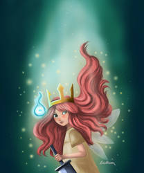 Child Of Light by ladyphoenixskull