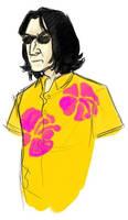 Hawaiian Snape by aspera