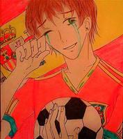 FIFA 2010 Belongs to Antonio by UltimateSushi