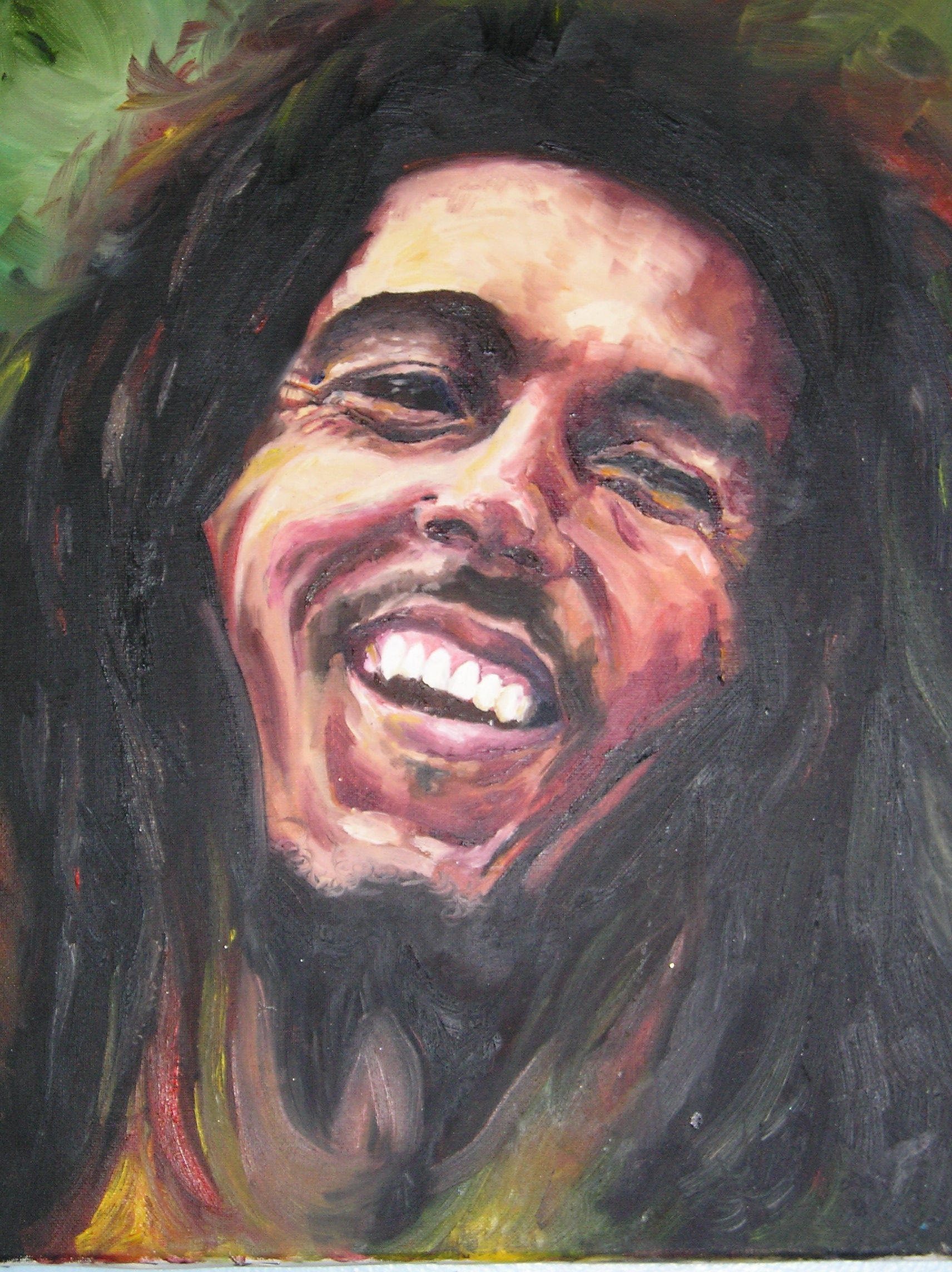 Bob Marley by PennyLane1024 title=