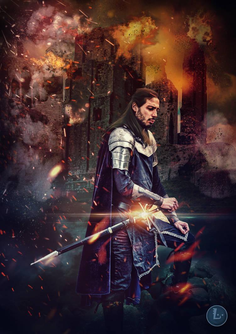 Fallen Kingdom by lwinhtet