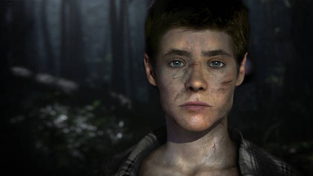Aiden Beyond two souls nr2