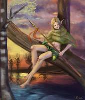 Elven dream by Dr--Miasma