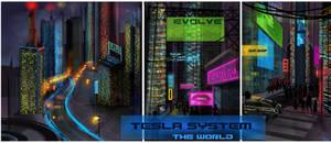 Tesla system world