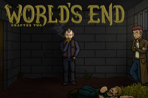 Title Screen Preview from World's End Chapter 2 by MezzanineStairs