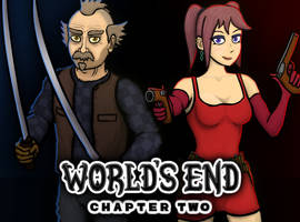 World's End Chapter 2 Promo Art by MezzanineStairs