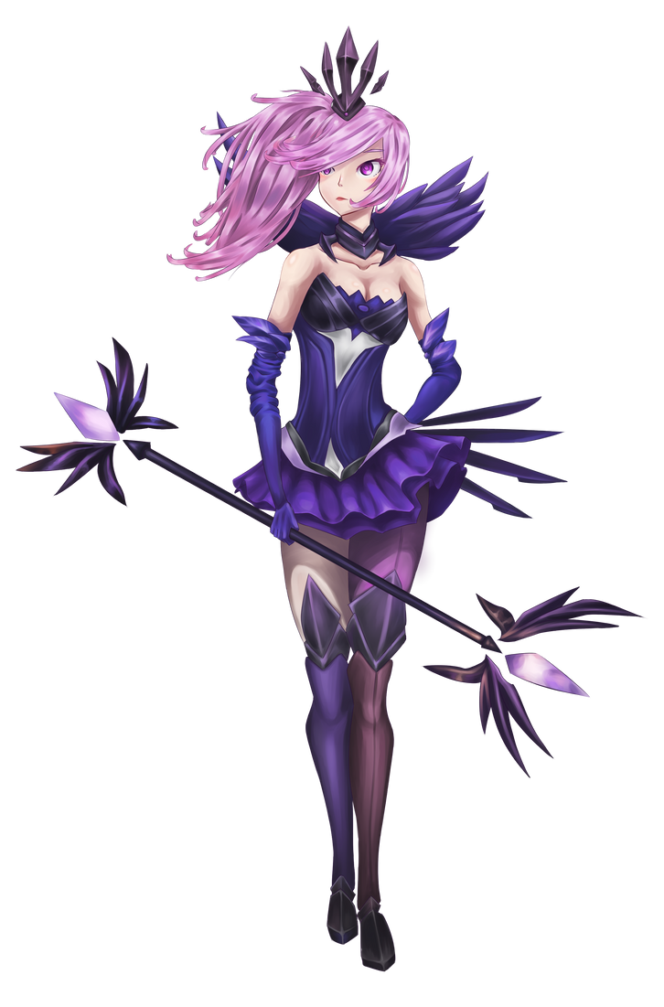 Poll] Which Elementalist Lux form is the best ?