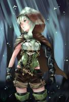 Goblin Slayer - High Elf by Zeke-Yggrassil