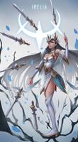 League of Legends Irelia Divine Sword