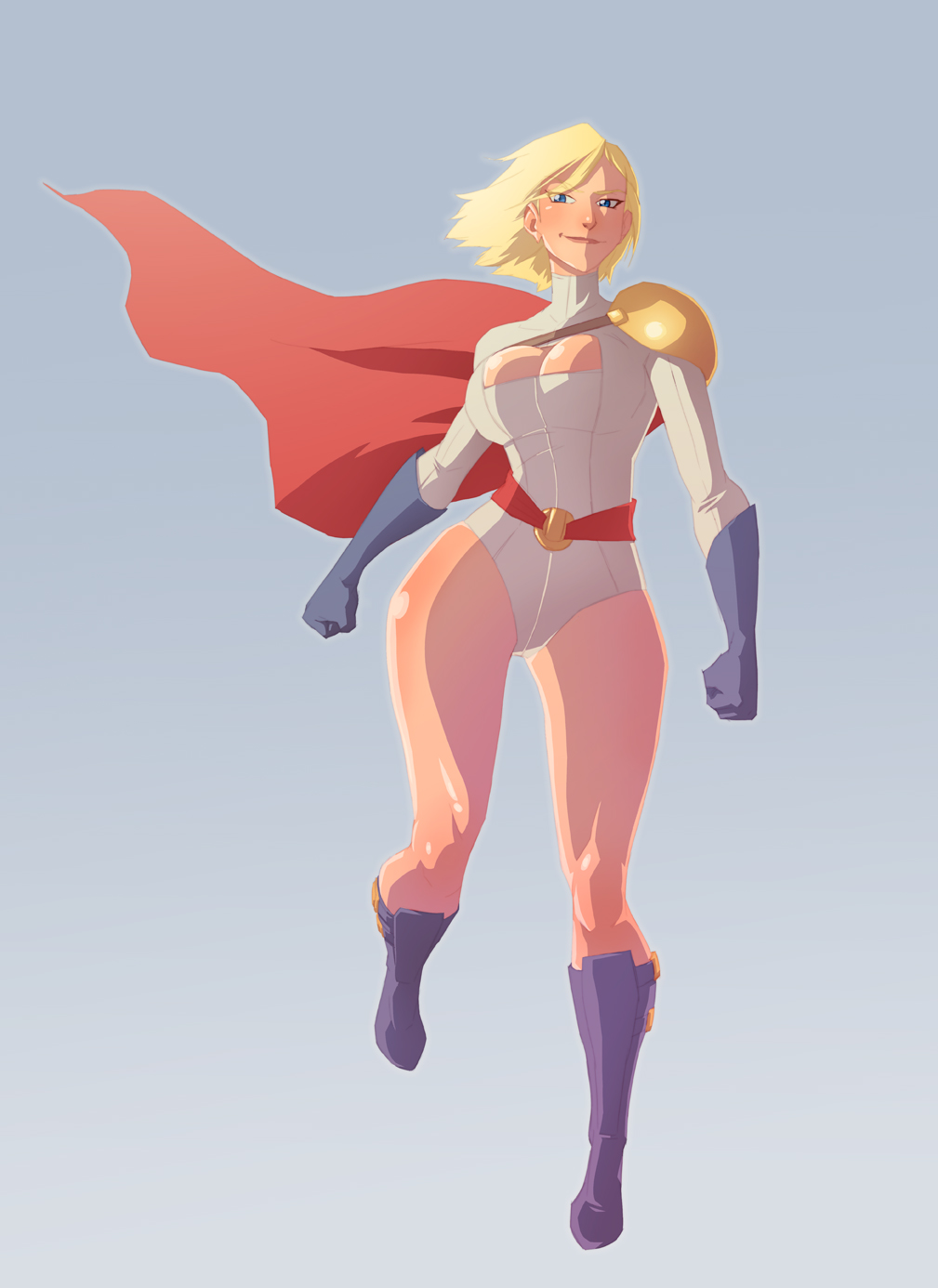 Super Hero a Day 04 by will-Ruzicka