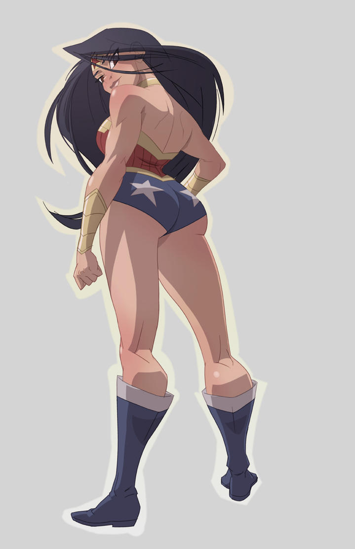 Super Hero a Day 07 by will-Ruzicka