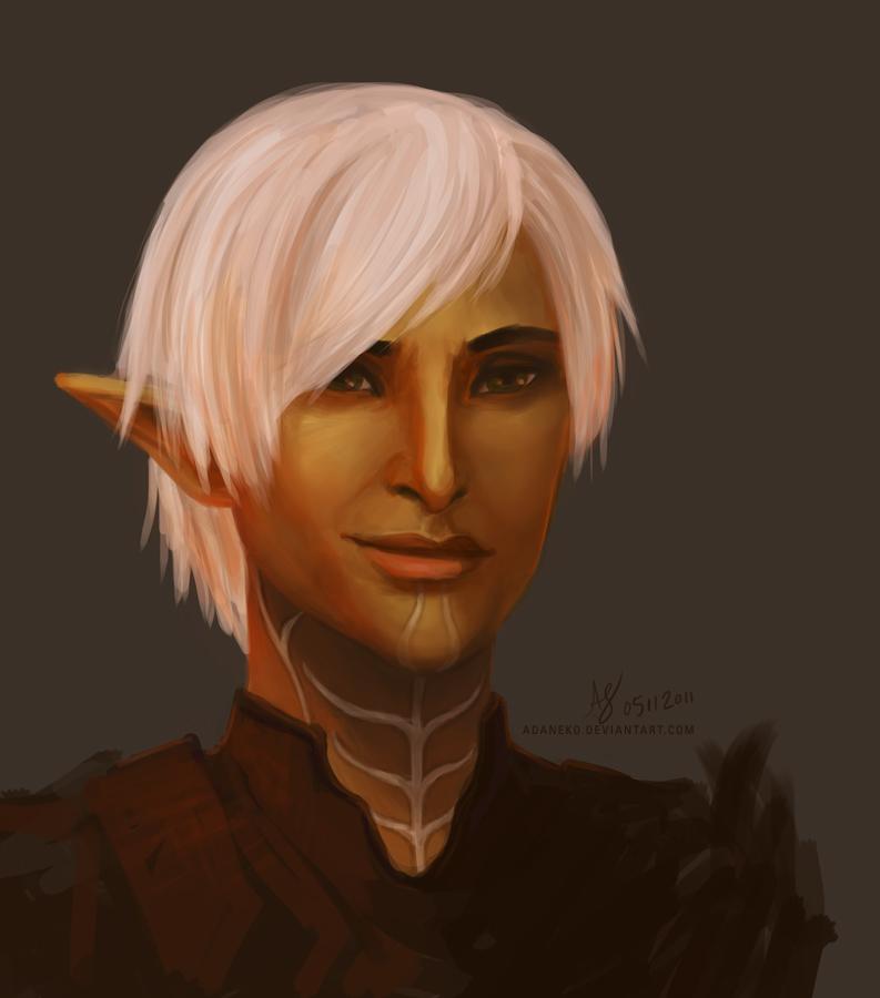 HR Fenris Armor at Dragon Age 2 Nexus - mods and community