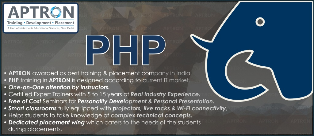 Php Training in Delhi by devaryaaa
