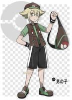Trainer Joshua by FakemonPlanet