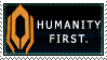 Humanity First: Cerberus Stamp by TheBadWolf