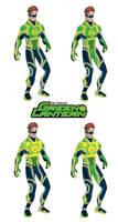 New Green Lantern