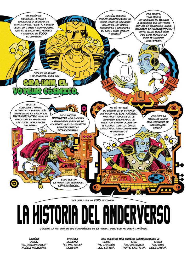 Historia del Anderverso (II) by JsmNox