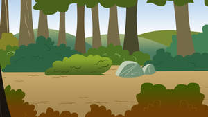 Running of the Leaves - bg vector by Chagial