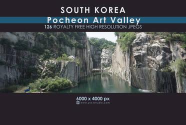 Free STOCK: SOUTH KOREA - Pocheon Art Valley