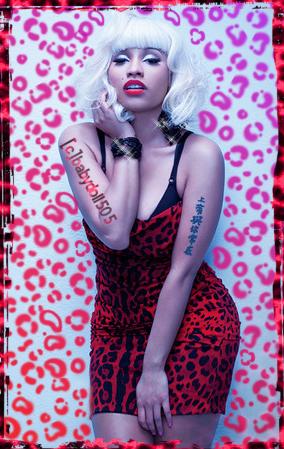 Nicki Minaj Leopard Print by Babydoll505 on DeviantArtNicki Minaj In Leopard Print