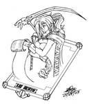 Death 13_Sketch
