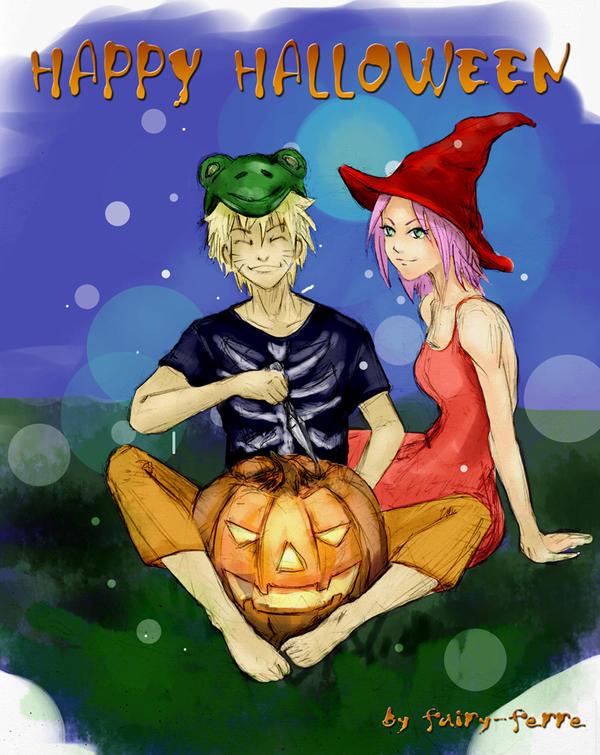 Halloween by fairy-ferre